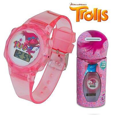 Trolls Digital Watch Girl