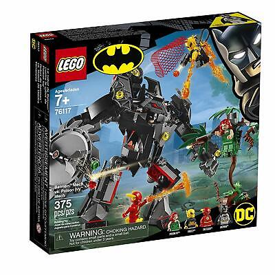 LEGO 76117 Batman Mech VS Poison Ivy Mech (375 Pieces) ~ NEW