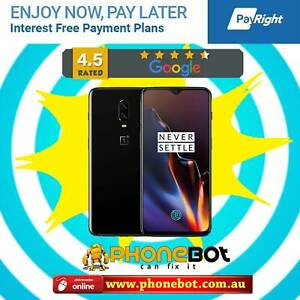 Brand New OnePlus 6T 8GB Black, Int Ver 12 Months WTY @ Phonebot Preston Darebin Area Preview