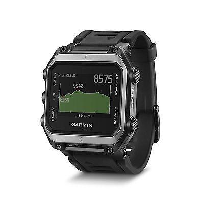 Garmin Epix Color Lcd Touchscreen Gps Mapping Watch W  Worldwide Basemap