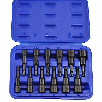 Neiko 10250A Magnetic Hex Nut Driver Master Kit, Cr-V Steel