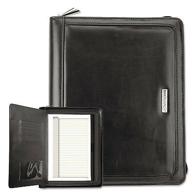 Day Runner Windsor Quickview Refillable Planner 5 12 X 8 12 Black 1010299