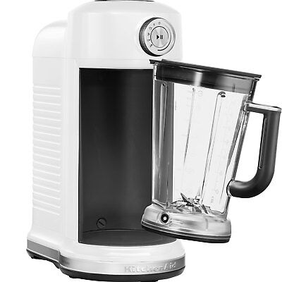 KitchenAid 2 PS Classic Magnetic Drive Blender Stand Mixer Küchenmaschine 1300 W
