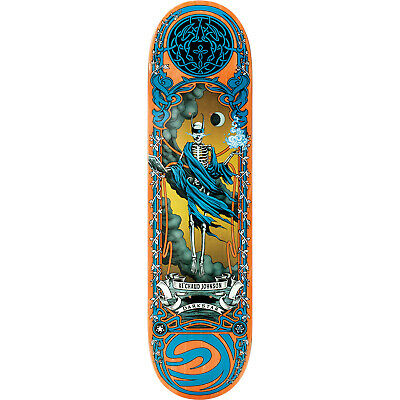 "Darkstar Skateboards Celtic Neon Skateboard Deck - 8.25"" x 32"""