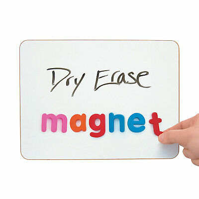 Magnetic Dry Erase Boards - Stationery - 12 Pieces