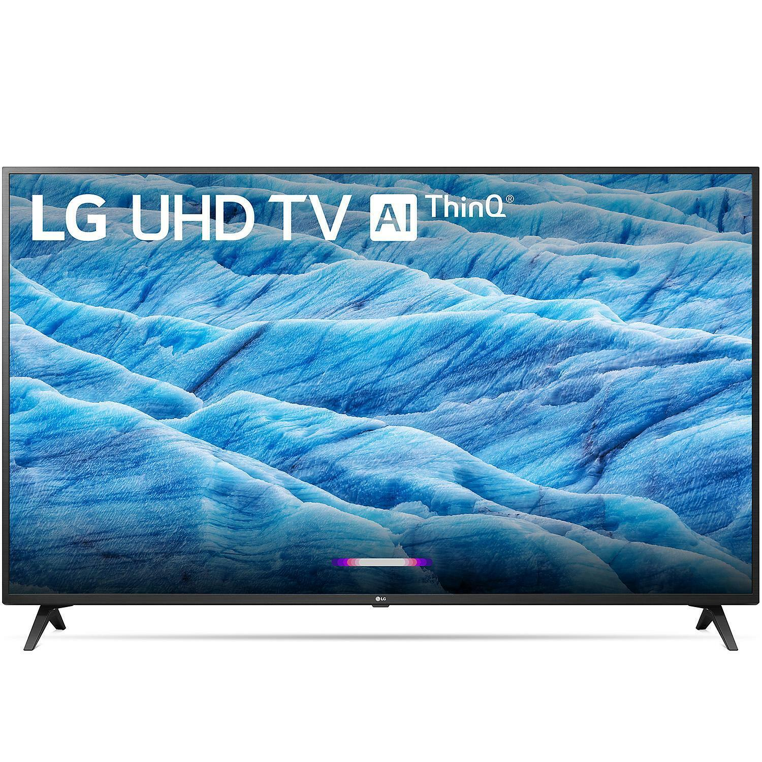 "LG 50"" Class 7300 Series 4K Ultra HD Smart HDR TV"
