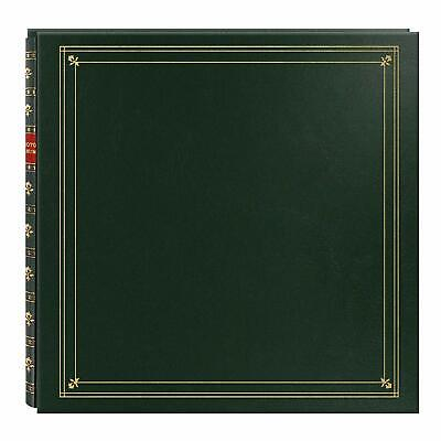 New Pioneer Photo Albums MP46-BL Full Size Album 4X6 6 per Page 300 Photo Green
