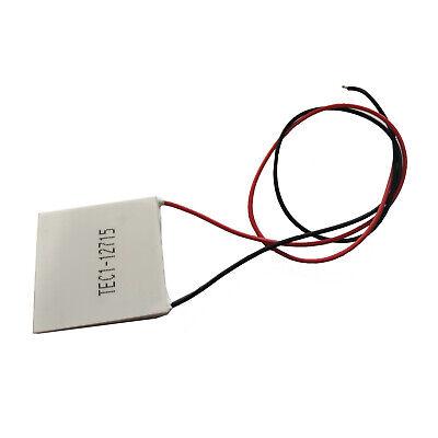 12v 15a 230w Thermoelectric Cooler Tec Peltier Plate Module Tec1-12715 Us