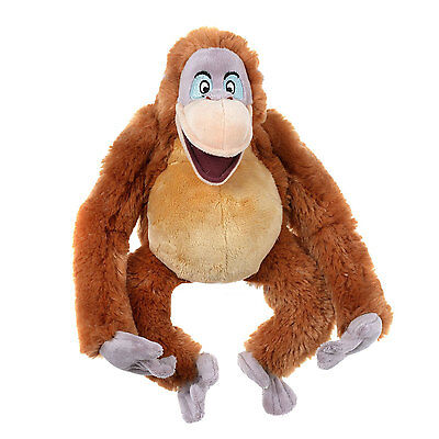 The Jungle Book - Small Plush King Louie Soft Toy  *BRAND NEW*