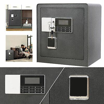 Lcd Secure Electronic Digital Lock Keypad Safe Box Security W Interior Lock