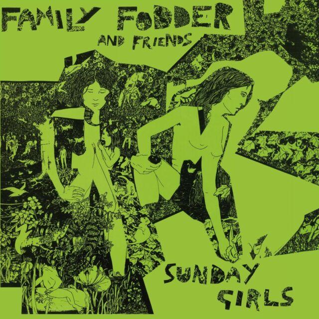FAMILY FODDER - SUNDAY GIRLS (DIRECTOR'S CUT)  CD NEU