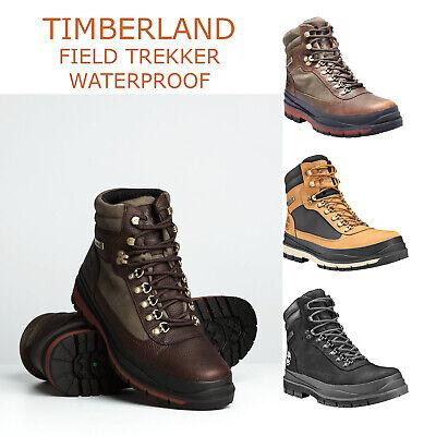 Mens Timberland Field Trekker Waterproof Insulated Boots NEW Timberland Mens Field Boot