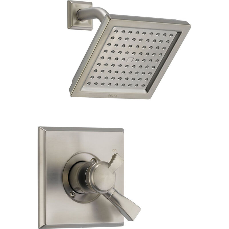Delta Dryden Monitor 17 SpotShield Shower Trim Kit, Stainless Steel | T17251-SS
