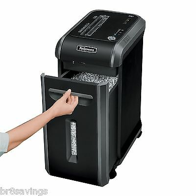 Fellowes Powershred 99Ci Heavy Duty Cross Cut Paper Shredder Brand New
