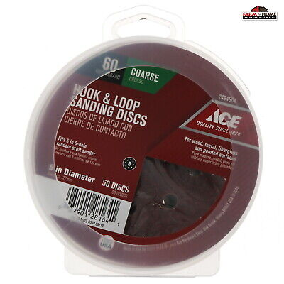 ". Sanding Discs/""USA/"" 12/"" Cloth Backed PSA Sanding Discs 10 Fits Delta//Rockwell"