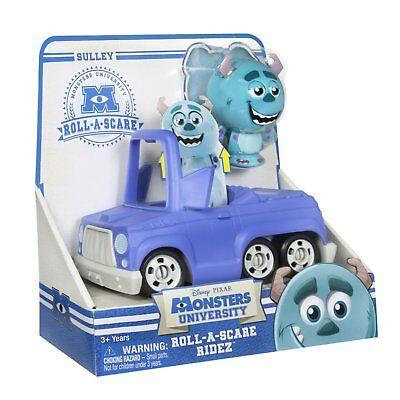 Disney Pixar Monsters University Roll-A-Scare Ridez Sulley Spin Master NEU / NEW (Monster University Spielzeug)