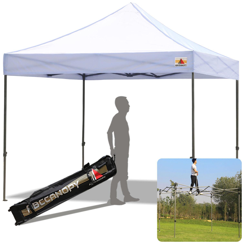ABCCANOPY Ez Pop Up Canopy Instant Shelter