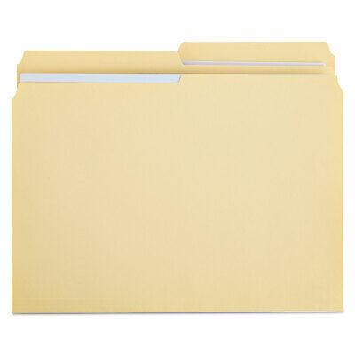 Universal File Folders 12 Cut Two-ply Top Tab Letter Manila 100box 16112
