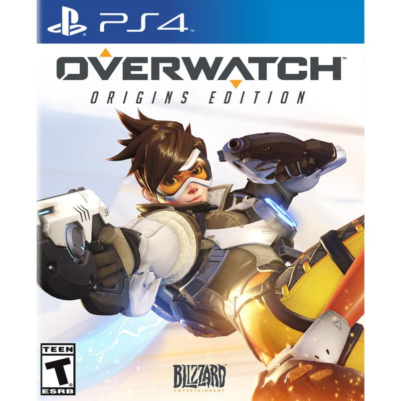 Overwatch: Origins Edition PS4 [Factory Refurbished]