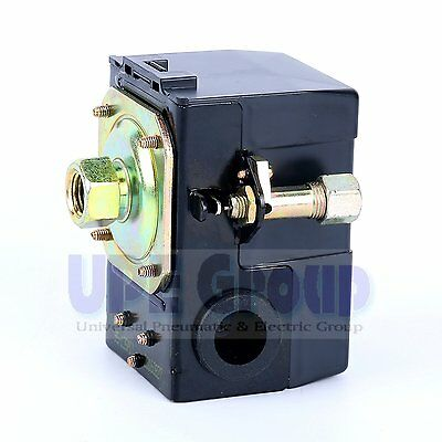 New Pressure Switch Valve For Air Compressor Replaces Furnas 95-125 1port