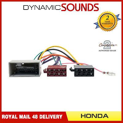 CT20HD05 Car Radio Stereo ISO Wiring Harness Adaptor Lead for Honda