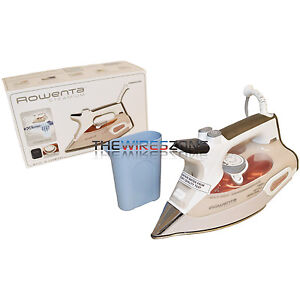 Rowenta Steamium DW9080 Powerful High Precision 1800 Watt Steam Iron