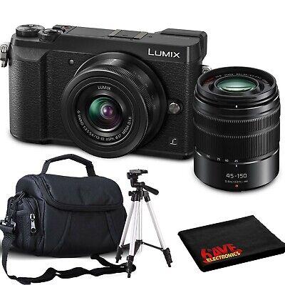 Panasonic Lumix DMC-GX85 Digital Camera Bundle 1