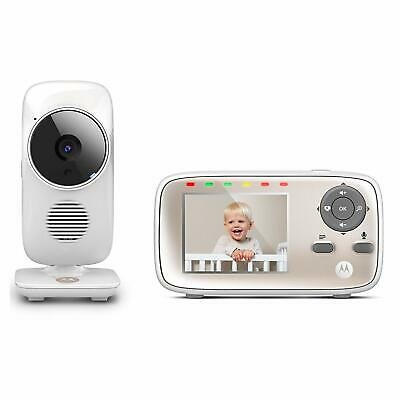 MOTOROLA MBP667 Connect Video Baby Monitor.