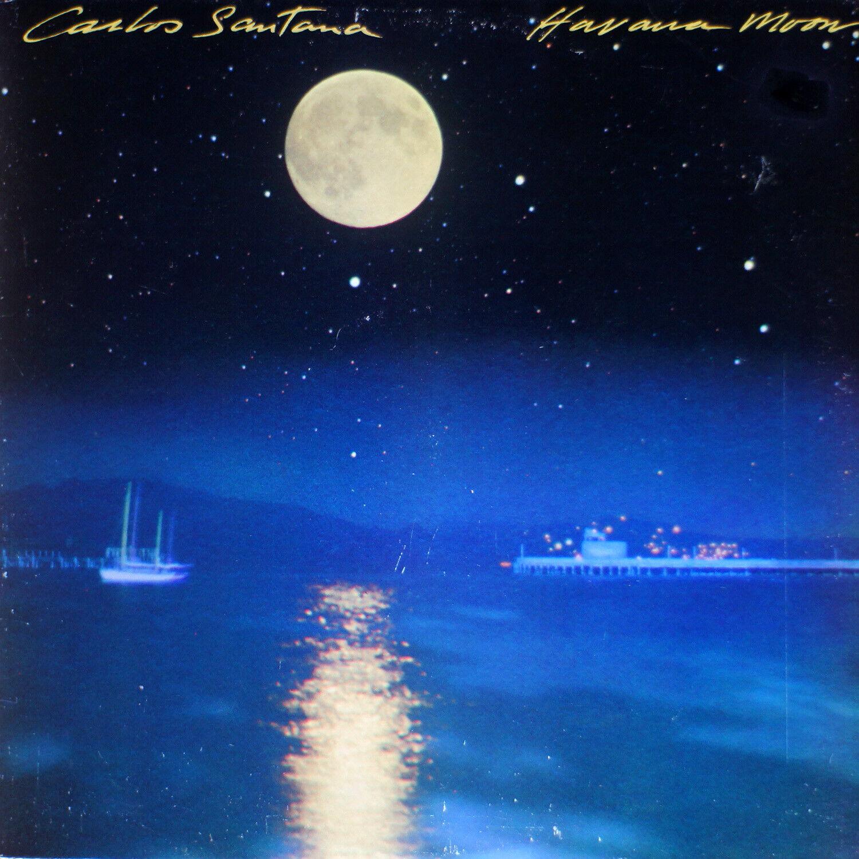 Carlos Santana - Havana Moon NM/EX 0783 Vinyl LP - $16.00