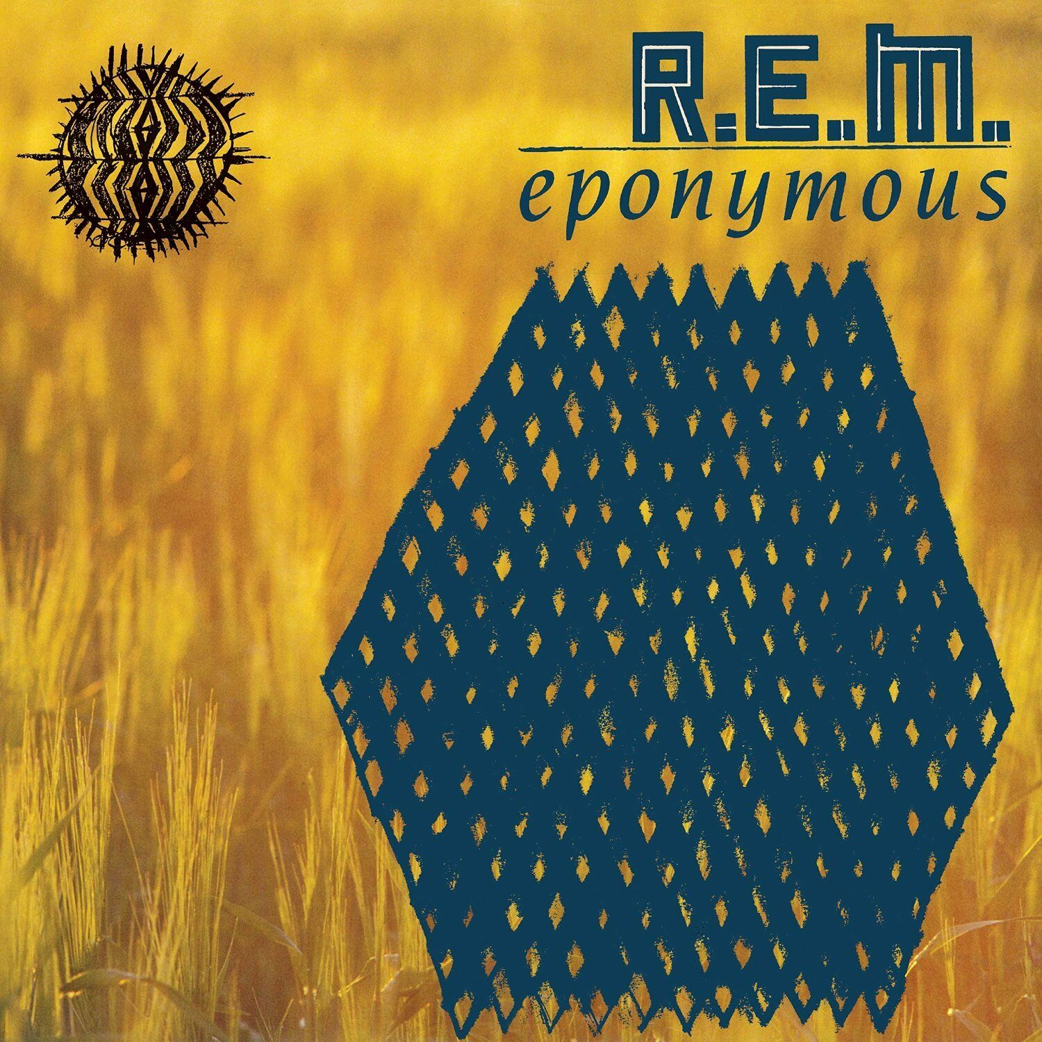 R.E.M. Eponymous GREATEST HITS Best Of 12 Essential Songs REM New Vinyl LP