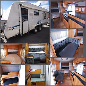 Coromal Off Road Family Caravan F616SXC Landsdale Wanneroo Area Preview