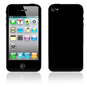 NEW-BLACK-SOFT-SILICONE-GEL-RUBBER-CASE-COVER-SKIN-FOR-IPHONE-4-4S