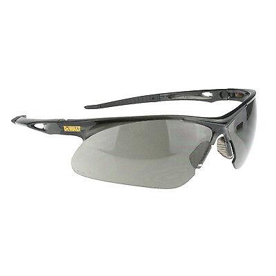 Dewalt Dpg102-2 Recip Safety Glasses Smoke Lens Ansi Z87.1