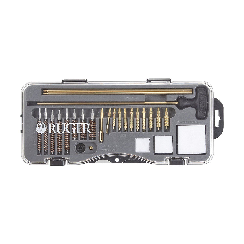 Allen Ruger Rifle & Handgun Cleaning Kit, Multi-caliber .40,