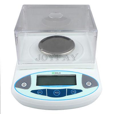 Lab Analytical Balance 1 Mg 300 X 0.001 G Digital Precision Scale U.s. Solid