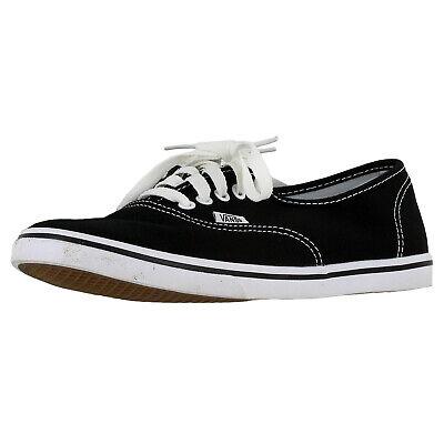 Vans Authentic Lo pro Herren Skateboard Schuhe VN-0GYQ6BT Sz 7M/8.5W Blk (Vans Authentic Skate Schuhe Schwarz)