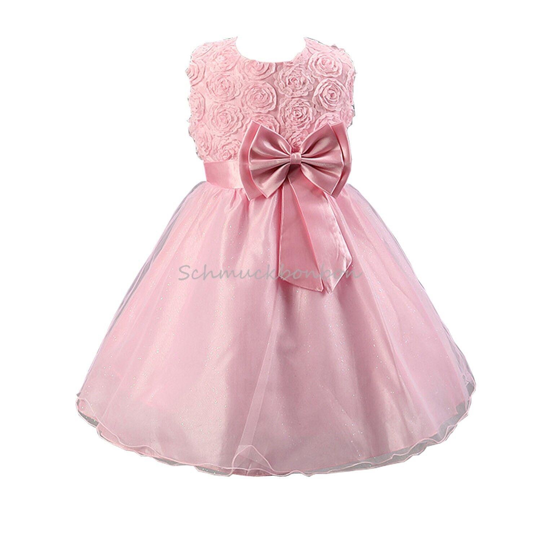 Kleid 128 lila pink