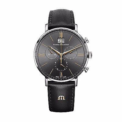 Brand New Maurice Lacroix Eliros Gents Chronograph EL1088-SS001-812 No Reserve!