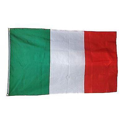 Italy Flag Large 5ft x 3ft Italian Italia National