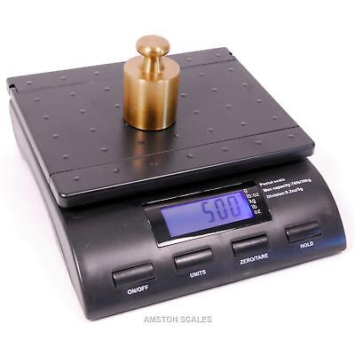 56 Lb X 0.2 Oz Digital Scale Wac Postal Postage Shipping Usps Ups Fedex Package