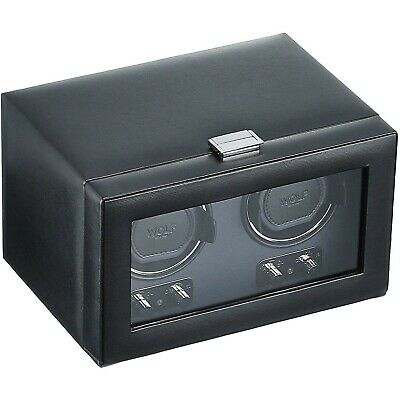 270102 heritage compact electric double watch winder