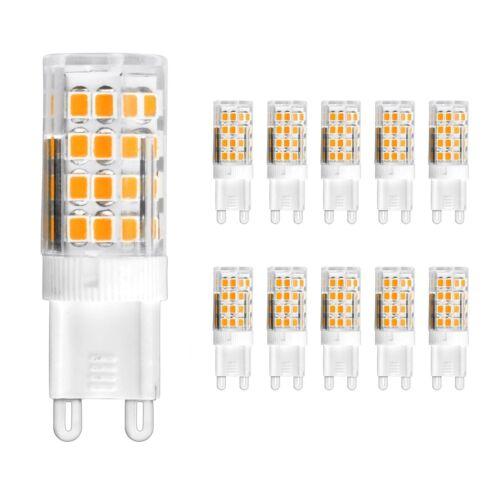 10x G9 Led Birne 8W 51 SMD 2835 führte Energiesparlampen Super Bright AC 220-240