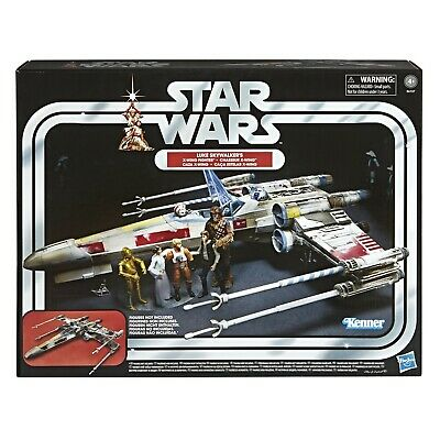 Star Wars The Vintage Collection - Luke Skywalker's X-Wing Starfighter Vehicle