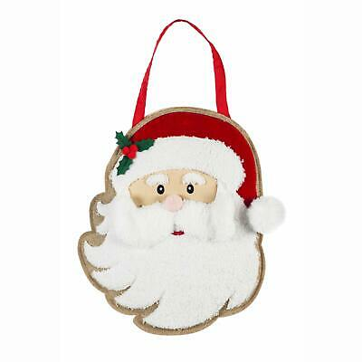 Evergreen Flag Indoor and Outdoor-Safe Decorative Santa Outd