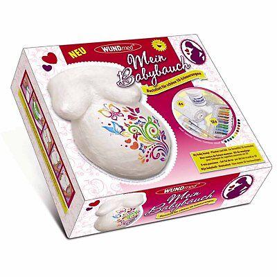 3D Babybauch Gipsabdruck Set 21 teilig Baby Bauch Gips Abdruck Babybauchabdruck