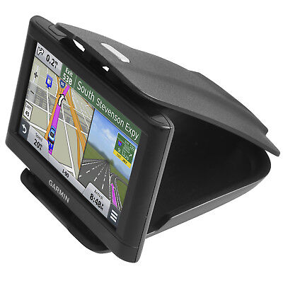 (GPS Dash Mount [Matte Black Dock] for Garmin Nuvi Series)