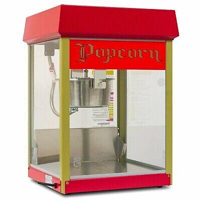 Gold Medal- Brand New Red Fun Pop 4 Oz Popcorn Popper Machine Model 2402