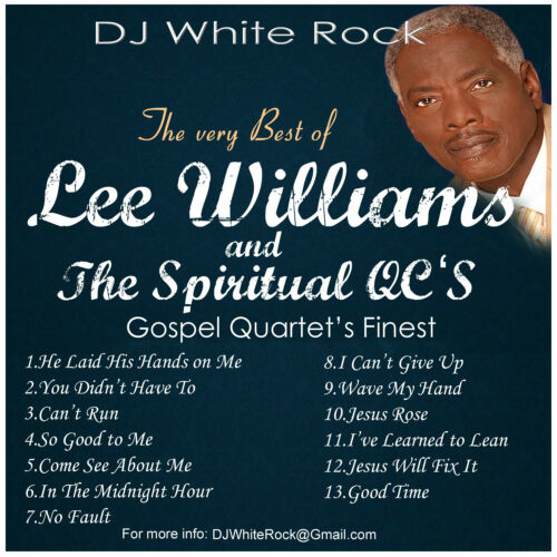 Very best of Lee Williams & The Spiritual QC