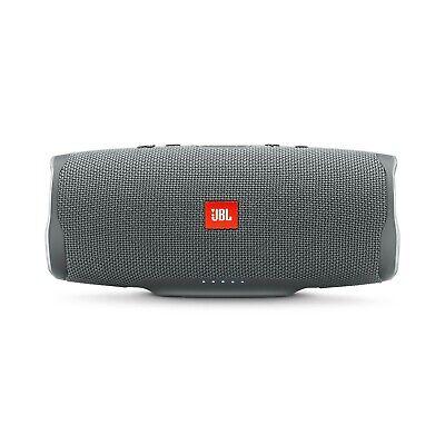 JBL Charge 4 Powerbank Bluetooth Lautsprecher Grau Grey Neu