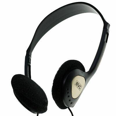 Auricular Studio Bvc Casco Wh-401 Stereo con Cable de 1.2 m. y...